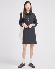 A-韩国IN-韩国休闲女性魅力个性韩国代购正品连衣裙女装2017年08月14日08月款