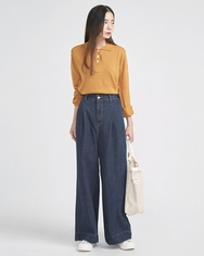 A-韩国IN-韩国夏季女性魅力流行韩国代购毛衣针织衫女装2017年08月14日08月款