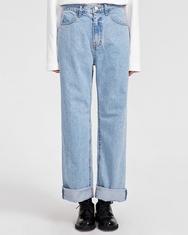 2018新款韩国服装A-IN品牌韩版时尚魅力流行牛仔裤(2018.1月)