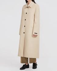 2018新款韩国服装A-IN品牌搭配冬季时尚个性大衣(2018.1月)