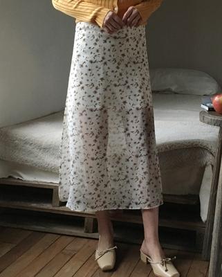 A-IN-韩版时尚魅力长裙