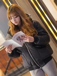 1区韩国代购正品验证arooki-ARCT00831027-冬季新款上市魅力保暖短外套