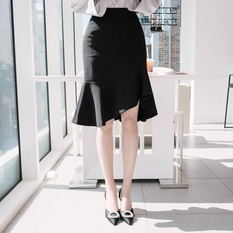 1区韩国本土服装代购(韩国圆通直发)attrangs-中裙(2018-09-19上架)