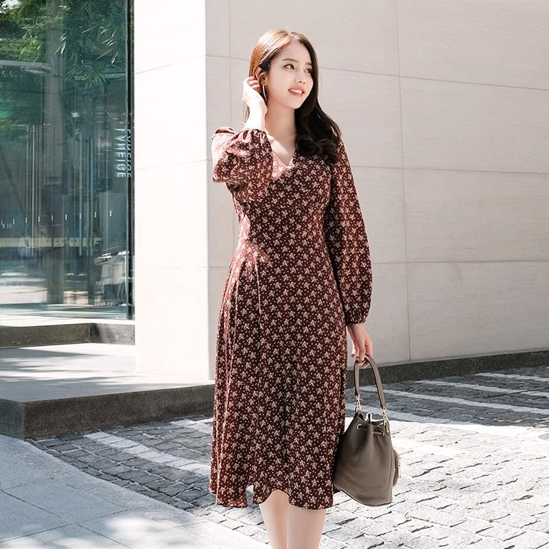 1区韩国本土服装代购(韩国圆通直发)attrangs-连衣裙(2018-09-24上架)