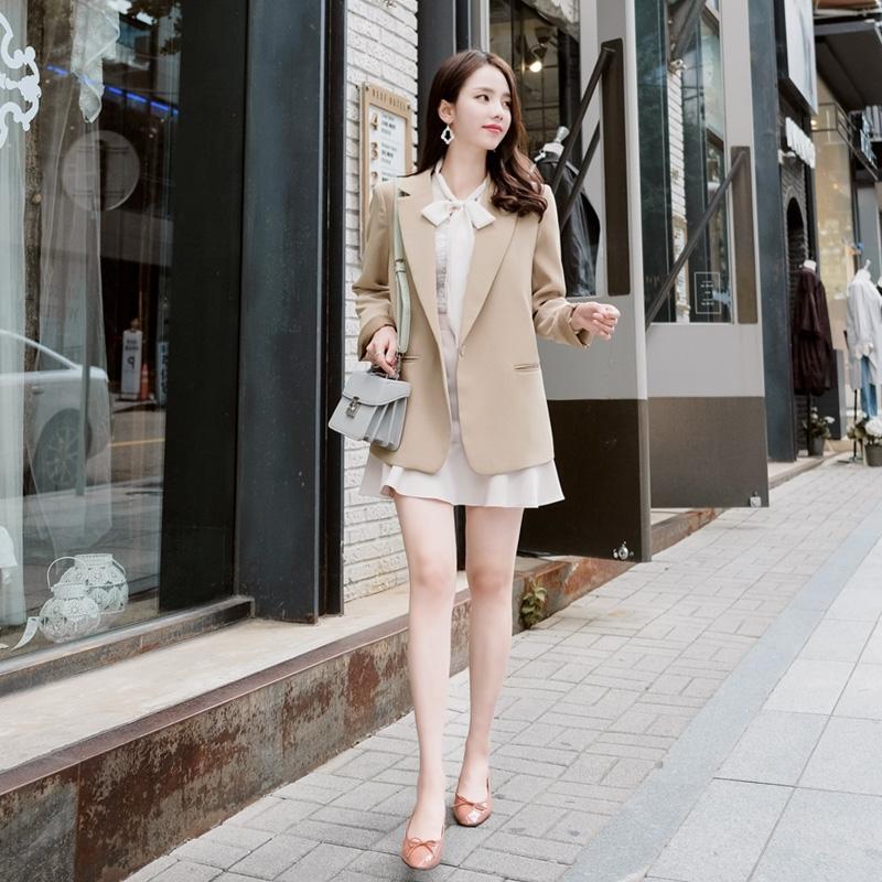 1区韩国本土服装代购(韩国圆通直发)attrangs-夹克(2018-09-24上架)