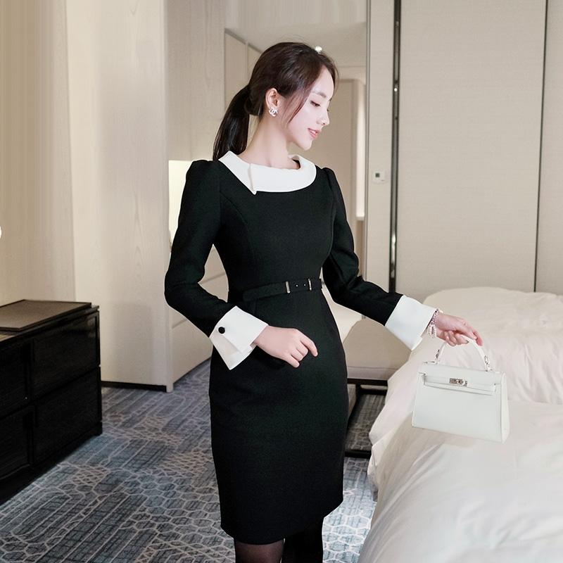 1区韩国本土服装代购(韩国圆通直发)attrangs-连衣裙(2018-11-15上架)