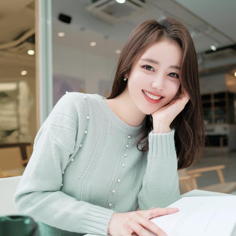 1区韩国本土服装代购(韩国圆通直发)attrangs-针织衫(2018-11-15上架)