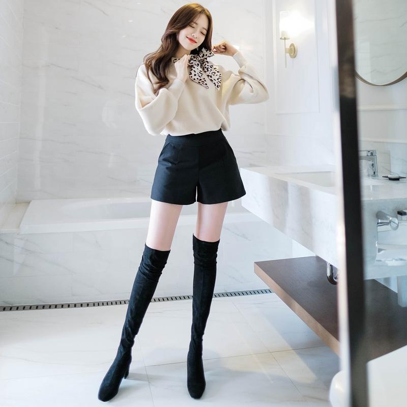 1区韩国本土服装代购(韩国圆通直发)attrangs-短裤(2018-11-21上架)