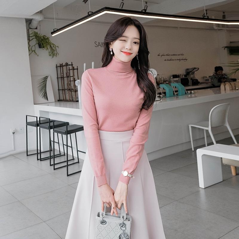 1区韩国本土服装代购(韩国圆通直发)attrangs-针织衫(2019-01-15上架)