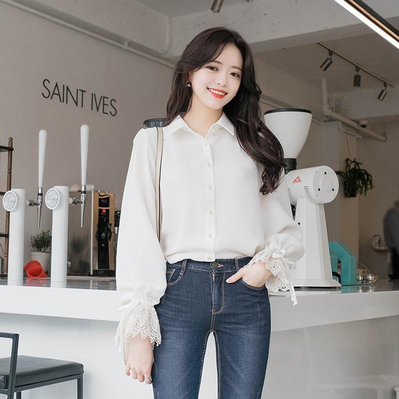 1区韩国本土服装代购(韩国圆通直发)attrangs-衬衫(2019-01-15上架)
