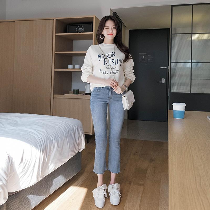 1区韩国本土服装代购(韩国圆通直发)attrangs-牛仔裤(2019-03-15上架)