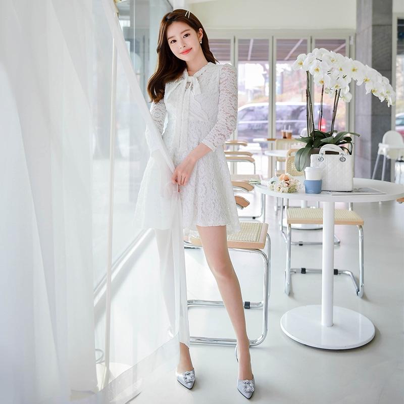 1区韩国本土服装代购(韩国圆通直发)attrangs-连衣裙(2019-03-15上架)