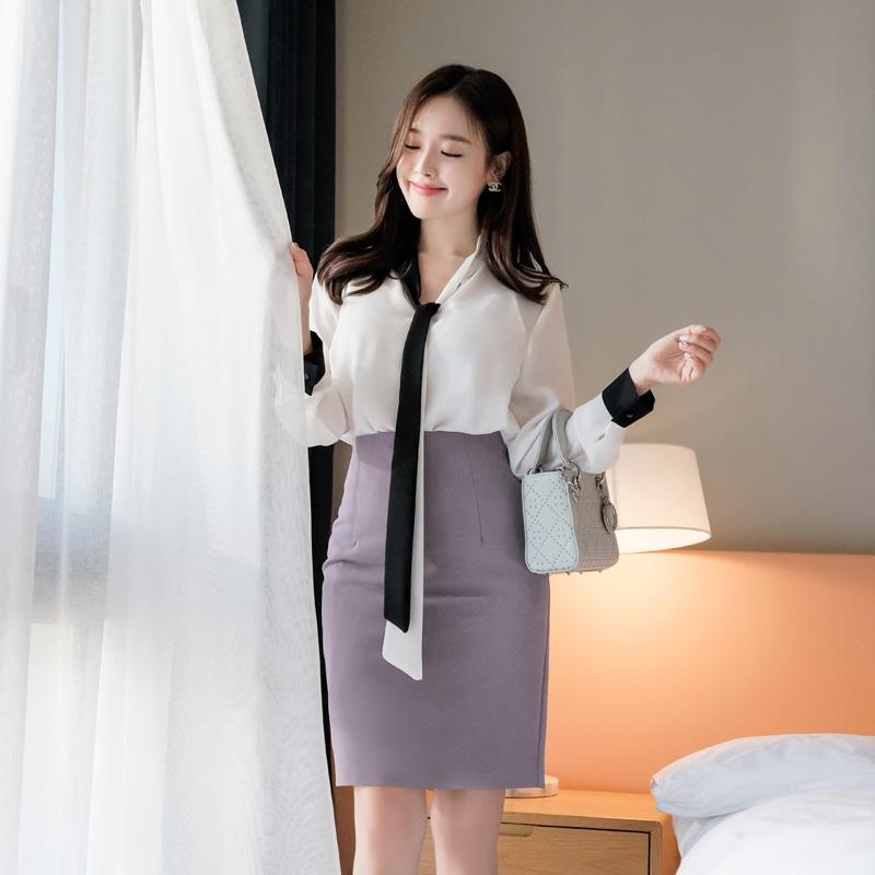 1区韩国本土服装代购(韩国圆通直发)attrangs-衬衫(2019-03-20上架)