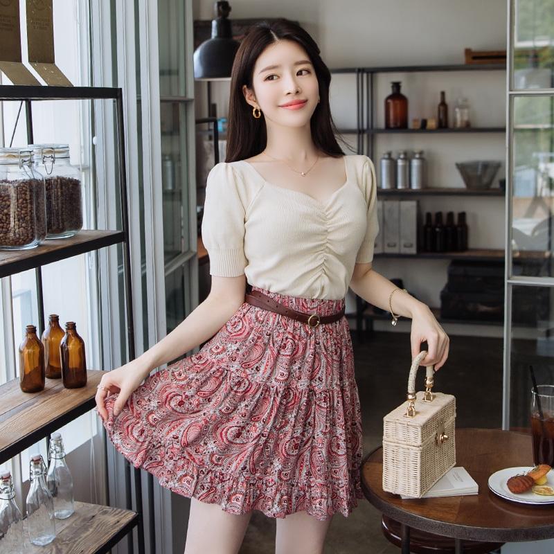 1区韩国本土服装代购(韩国圆通直发)attrangs-针织衫(2019-05-19上架)