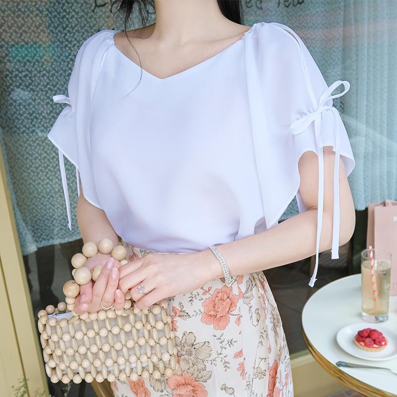 1区100%正宗韩国官网代购(韩国直发包国际运费)attrangs-衬衫(2019-06-27上架)