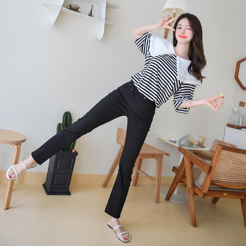 1区100%正宗韩国官网代购(韩国直发包国际运费)attrangs-T恤(2019-06-27上架)