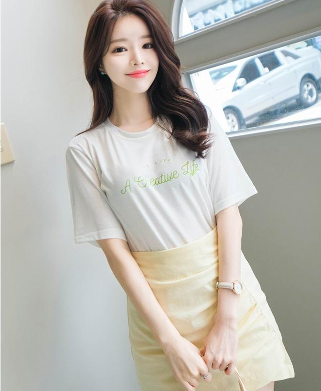 1区100%正宗韩国官网代购(韩国直发包国际运费)attrangs-短裙(2019-07-27上架)