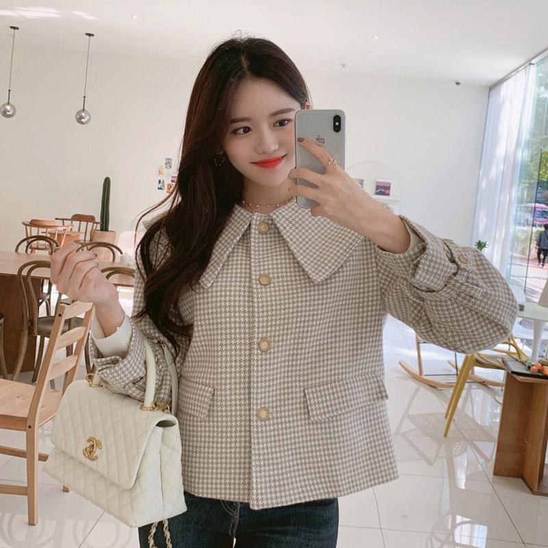 韩国服装搭配男正宗韩国官网代购韩国直发包国际运费attrangs夹克