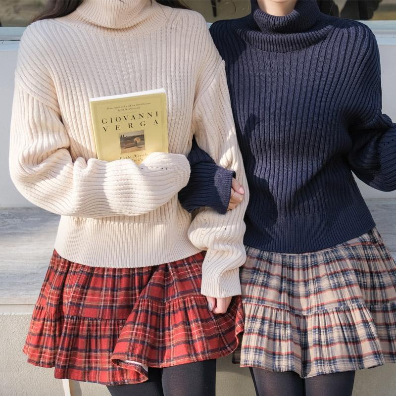 1区100%正宗韩国官网代购(韩国直发包国际运费)attrangs-针织衫(2019-11-19上架)