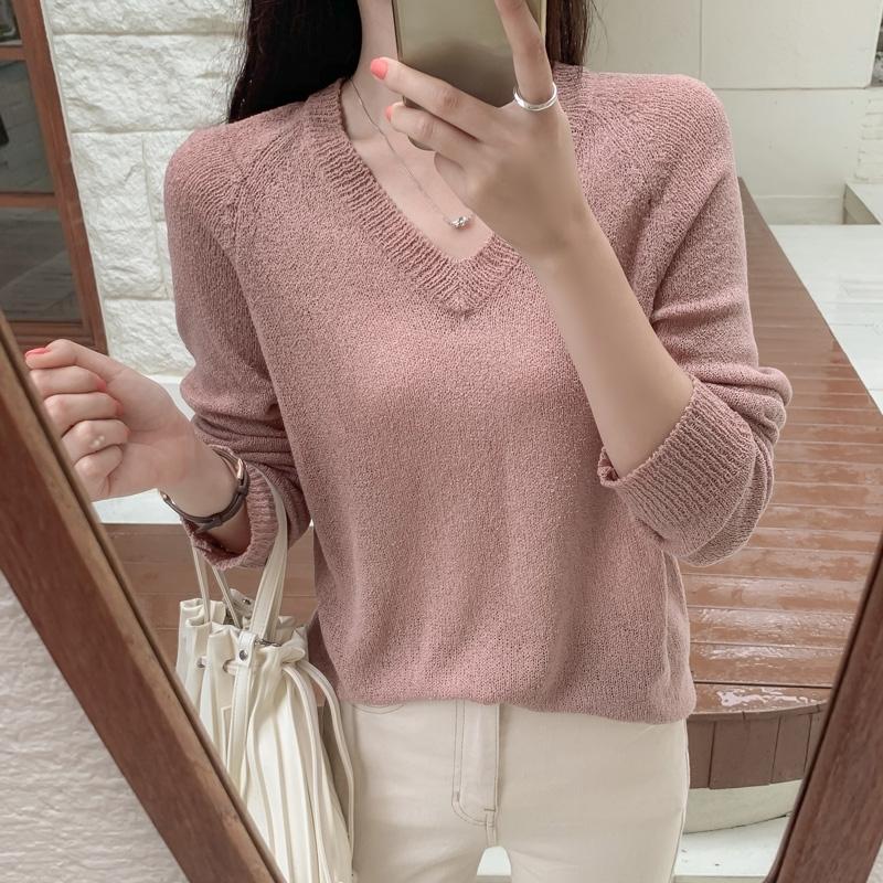 1区100%正宗韩国官网代购(韩国直发包国际运费)attrangs-针织衫(2020-08-19上架)