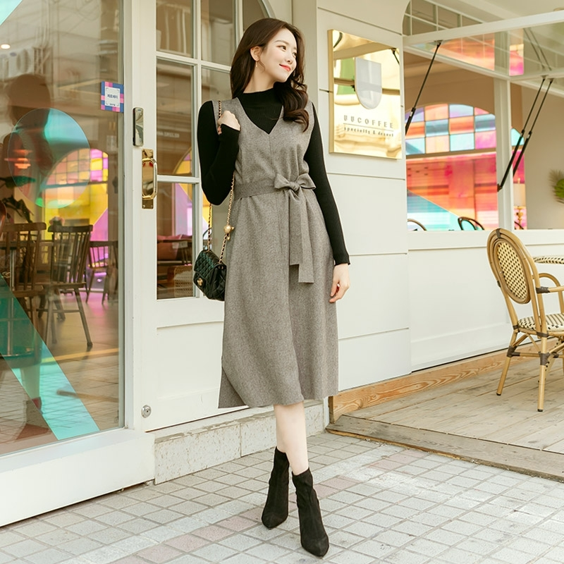 attrangs-连衣裙[休闲风格]HZ2191292