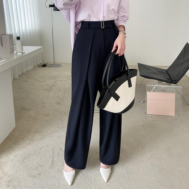 1区100%正宗韩国官网代购(韩国直发包国际运费)attrangs-长裤(2021-03-24上架)