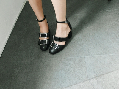 attystory-百搭休闲魅力高跟鞋