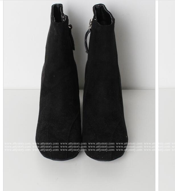1区韩国本土服装代购(韩国圆通直发)attystory-靴子(2019-01-15上架)