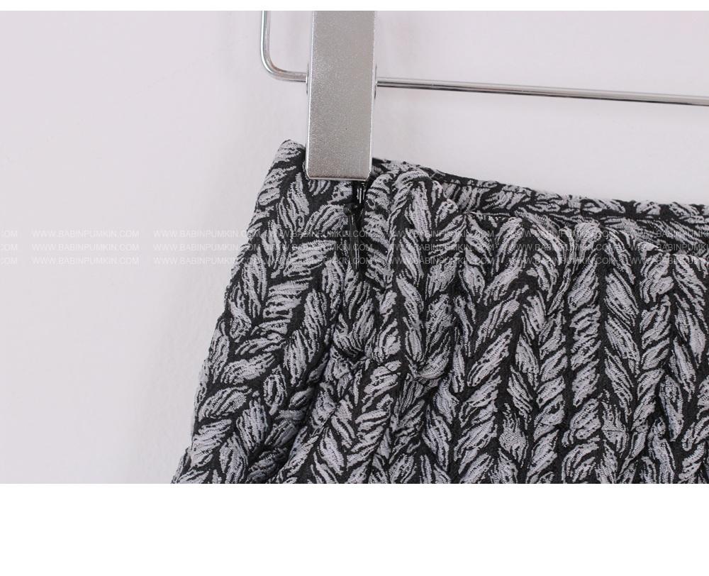 1区韩国服装网店代理一件代发babinpumkin-bkss00942831-斜线流苏底单