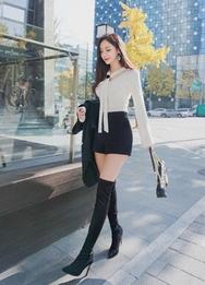 1区2017秋季新款|韩国发货|babinpumkin品牌韩国韩版时尚搭配魅力短裤(2017.11月)