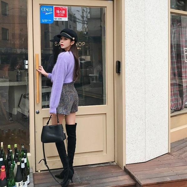 1区韩国本土服装代购(韩国圆通直发)babinpumkin-短裤(2018-11-21上架)