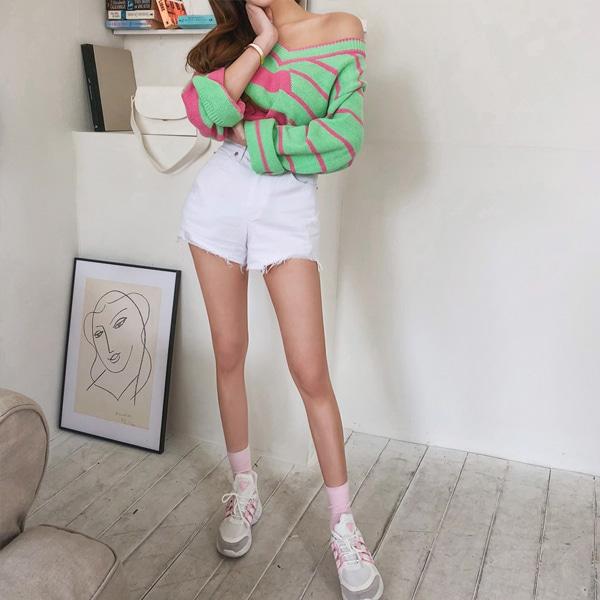 1区韩国本土服装代购(韩国圆通直发)babinpumkin-短裤(2019-03-19上架)