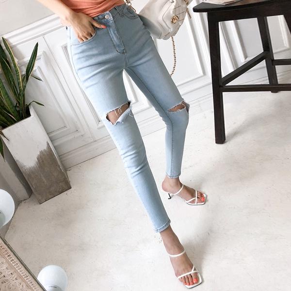 1区韩国本土服装代购(韩国圆通直发)babinpumkin-牛仔裤(2019-05-19上架)