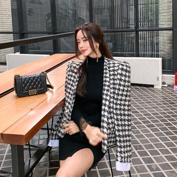 韩国国内的服装公司的联系方式正宗韩国官网代购韩国直发包国际运费BK_Picknsale夹克