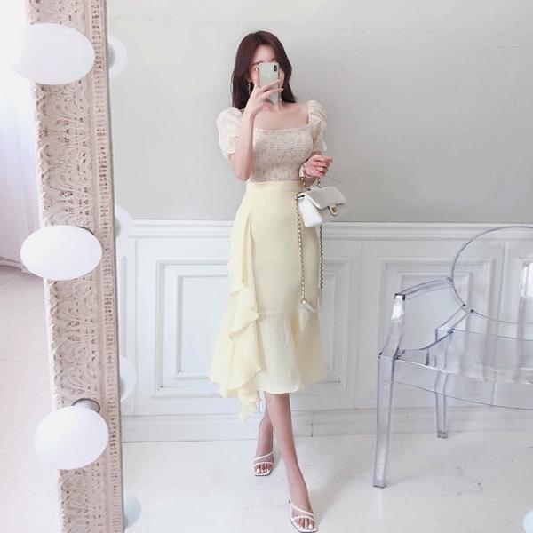 1区100%正宗韩国官网代购(韩国直发包国际运费)BK_Picknsale-长裙(2020-05-18上架)