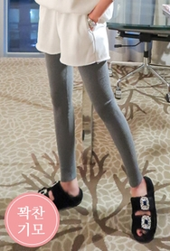 1区2017冬季新款韩国服装babirolen品牌韩版休闲女士短裤(2017.12月)