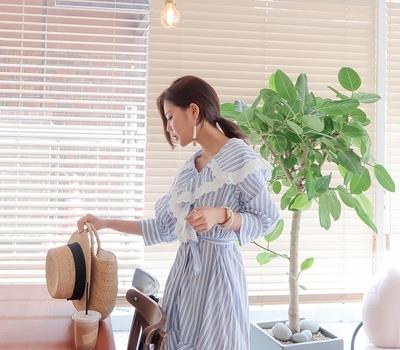 1区韩国本土服装代购(韩国圆通直发)babirolen-连衣裙(2018-07-14上架)