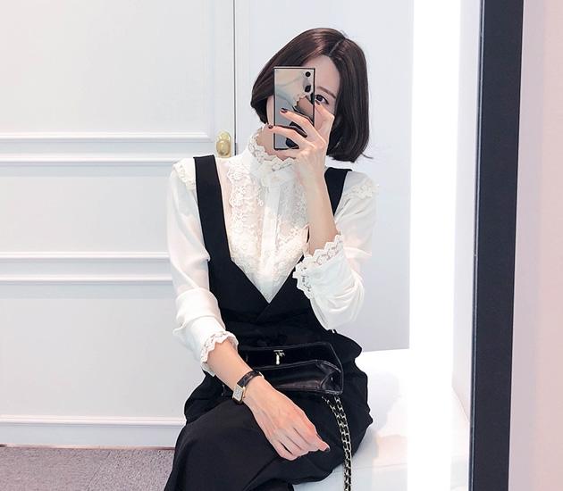 1区韩国本土服装代购(韩国圆通直发)babirolen-开襟衫(2018-09-24上架)