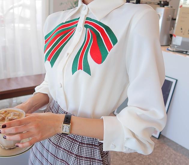 1区韩国本土服装代购(韩国圆通直发)babirolen-衬衫(2018-09-24上架)