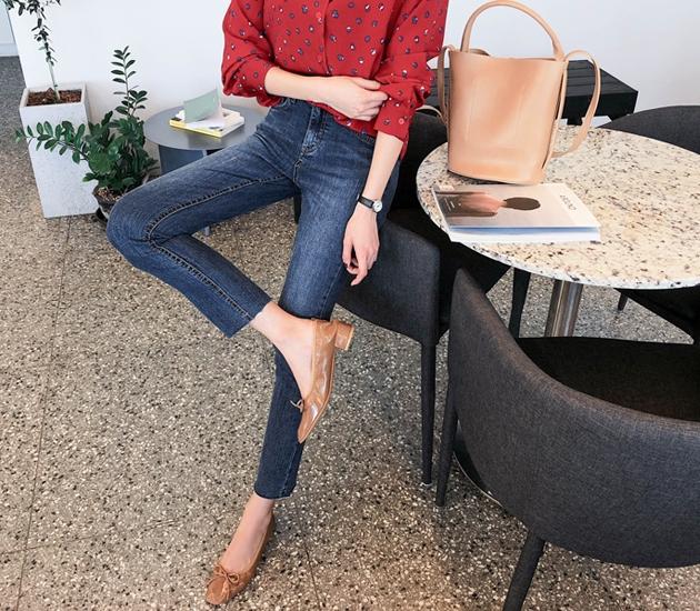 1区韩国本土服装代购(韩国圆通直发)babirolen-牛仔裤(2018-09-24上架)