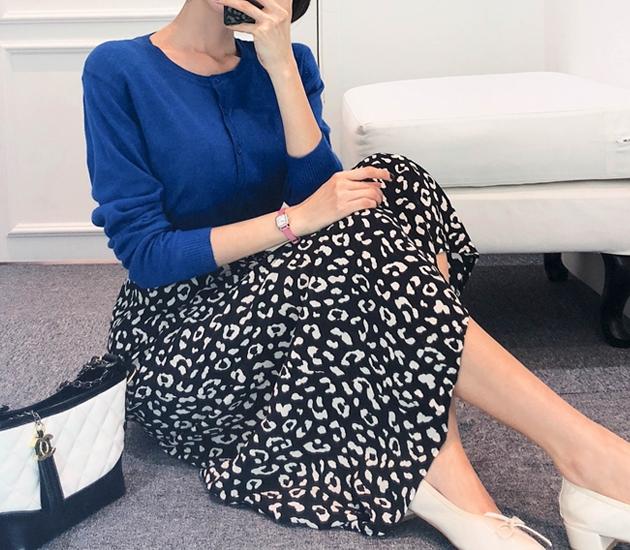 1区韩国本土服装代购(韩国圆通直发)babirolen-长裙(2018-09-24上架)