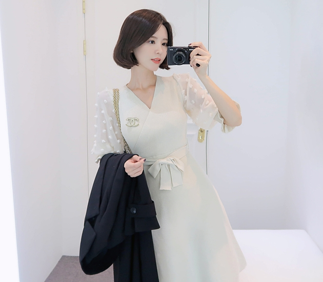 1区韩国本土服装代购(韩国圆通直发)babirolen-连衣裙(2018-09-24上架)