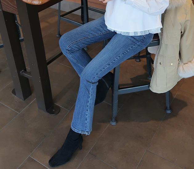 1区韩国本土服装代购(韩国圆通直发)babirolen-牛仔裤(2018-11-07上架)