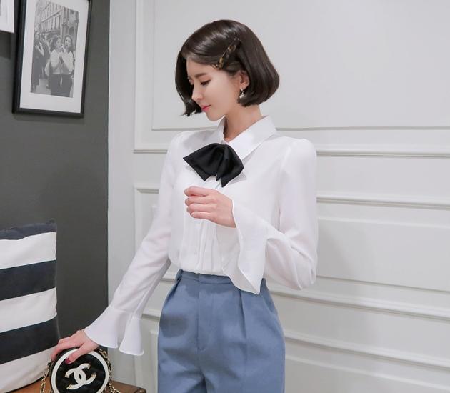 1区韩国本土服装代购(韩国圆通直发)babirolen-衬衫(2018-11-10上架)