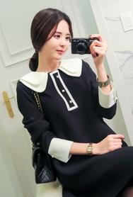 2018新款韩国服装babirolen品牌时尚帅气可爱连衣裙(2018.1月)