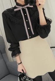 2018新款韩国服装babirolen品牌时尚风格魅力短裙(2018.1月)