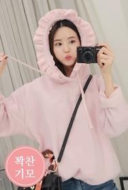 2018新款韩国服装babirolen品牌时尚风格可爱卫衣(2018.1月)
