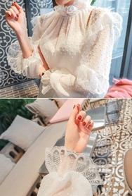2018新款韩国服装babirolen品牌时尚流行可爱衬衫(2018.1月)