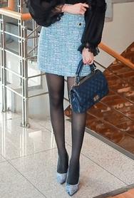 2018新款韩国服装babirolen品牌时尚可爱舒适短裙(2018.1月)