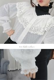 2018新款韩国服装babirolen品牌时尚流行优雅衬衫(2018.1月)